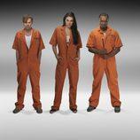 'Ex-Convictos' protagonistas de 'Breakout Kings'