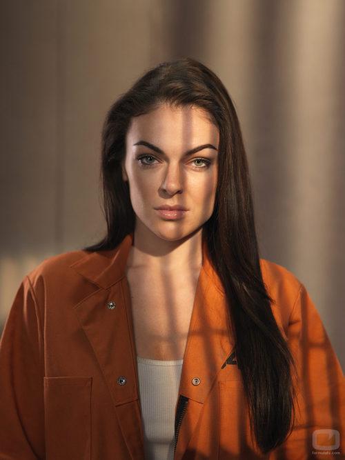 Erica Reed, una rastreadora experta de 'Ex-Convictos'