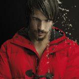 Juan José Ballesta, portada de otoño de Shangay Style