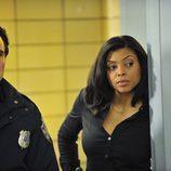 La Detective Carter en una escena de 'Person of Interest'