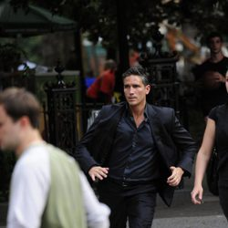 Reese corre en 'Person of Interest'