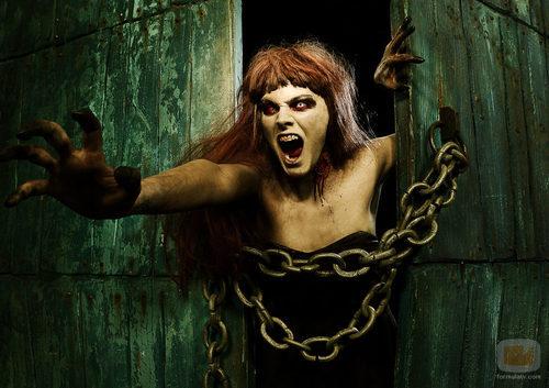 Amaia Salamanca es enero en el calendario zombie de 'The Walking Dead'