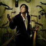 Antonio Carmona se convierte en zombie para la promoción de 'The Walking Dead'