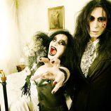 Alaska y Mario Vaquerizo, los zombies de mayo de 'The Walking Dead'