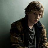 Evan Peters, adolescente desequilibrado en 'American Horror Story'