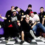 Mecánicos y presentadores de 'MTV Tuning España'