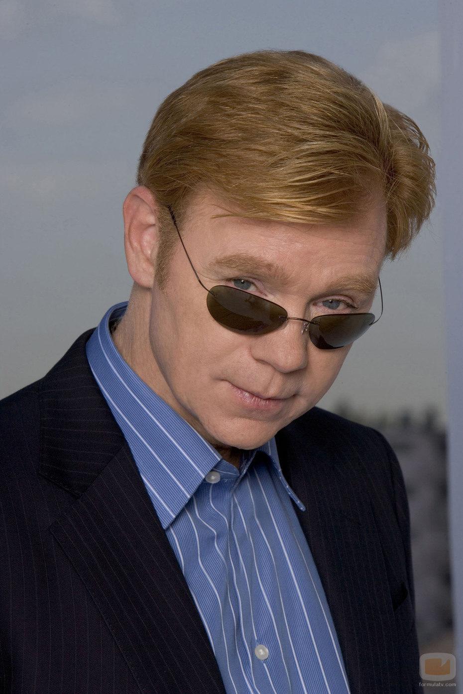 David Caruso protagoniza 'CSI Miami'