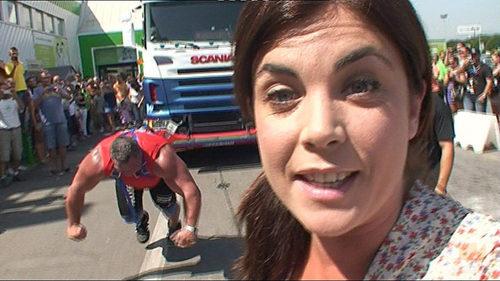 Samanta Villar en 'Conexión Samanta'