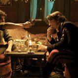 Ugarte y César en 'Tierra de Lobos'