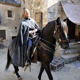 Rodrigo monta a caballo en 'Toledo'
