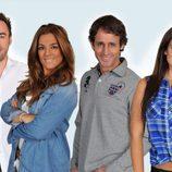 Los cuatro nuevos concursantes de 'Acorralados'