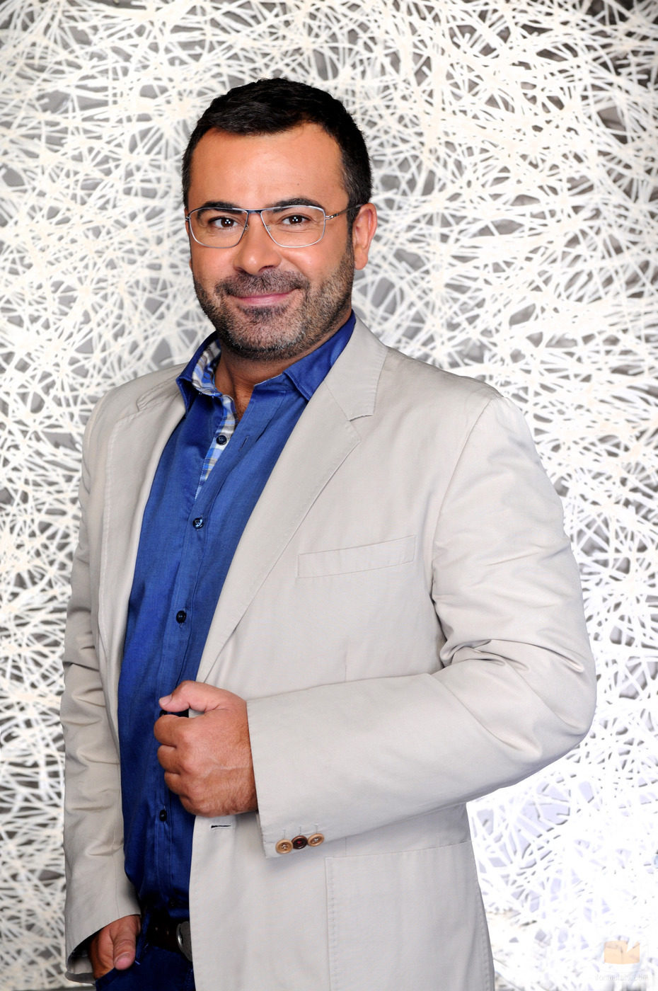 Jorge Javier Vázquez posa por 'Acorralados'