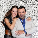 La pareja de presentadores de 'Acorralados'
