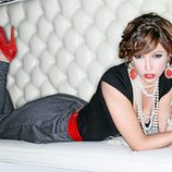 La actriz posa sensual en PopMe Magazine