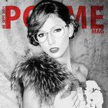 Úrsula Córbero en la portada de PopMe Magazine