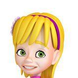 Silvi, personaje de Los Megax de 'Megatrix'