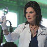 La actriz Sela Ward de 'CSI: NY'