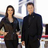 Séptima temporada de 'CSI: NY' con Sela Ward y Gary Sinise