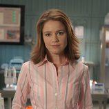 Anna Belknap en la séptima temporada de 'CSI: NY'