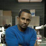 Hill Harper en la séptima temporada de 'CSI: NY'