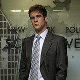 El actor Eddie Cahill de la serie 'CSI: NY'