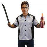 Disfraz de Charlie Sheen para Halloween