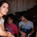 Celia Freijeiro se mete en la piel de Eva Hernández
