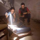 Descubren un cadáver en el capítulo siete de 'Homicidios'
