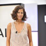 La presentadora Cristina Teva