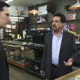 Joe Mantegna y Thomas Gibson de 'Mentes criminales'