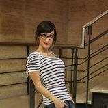 Ana Morgade posa durante la presentación de 'Las noticias de las 2'