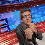 David Fernández, colaborador de 'Las noticias de las 2'
