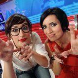 Ana Morgade y Silvia Abril darán 'Las noticias de las 2'