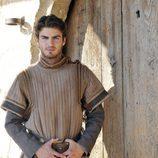 Maxi Iglesias posa para la serie 'Toledo'