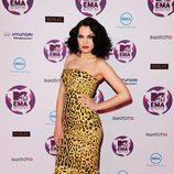 Jessie J en los MTV EMA 2011