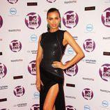 Irina Shayk en los MTV EMA 2011