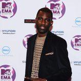 Wretch 32 en los MTV EMA 2011