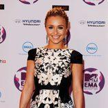 Hayden Panettiere en los EMA 2011