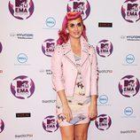 Katy Perry en los MTV EMA 2011