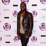 Jason Derulo en los MTV EMA 2011