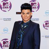 Adam Lambert en los MTV EMA 2011