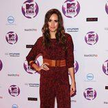 Louise Roe en los MTV Europe Music Awards