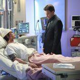 Gary Sinise, de 'CSI:NY' durante un capítulo de la séptima temporada