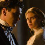 Julio y Alicia protagonizan la historia de amor de 'Gran Hotel'