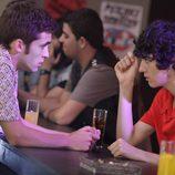 Carlos y Josete en 'Cuéntame como pasó'