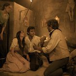 Nieves se interpondrá entre Elena y Aníbal