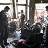 El equipo de 'CSI: NY' se enfrenta a una guerra entre bandas callejeras