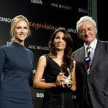 Ana Pastor recoge su Premio Protagonistas 2011