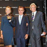 Jordi González recoge el Premio Protagonistas 2011