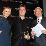 Loquillo es uno de los ganadores del Premio Protagonistas 2011